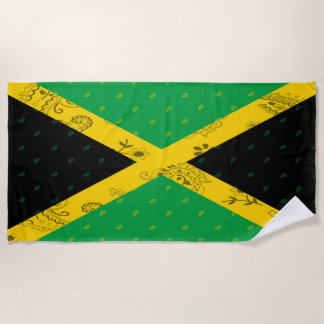 Jamaica Beach Towel