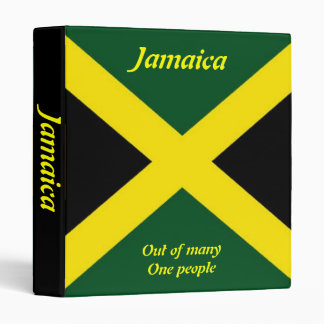Jamaica binders-out of many one people binder