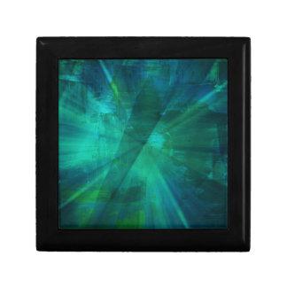 Jamaica Blue Jewelry Box