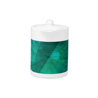 Jamaica Blue Teapot