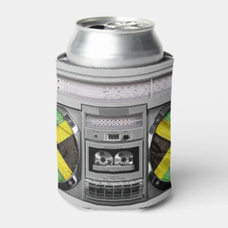 Jamaica boombox can cooler