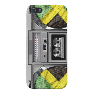Jamaica boombox case for iPhone SE/5/5s