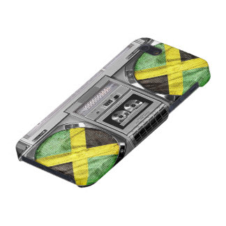 Jamaica boombox cover for iPhone SE/5/5s