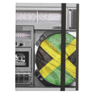 Jamaica boombox iPad air cases