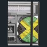 """Jamaica boombox iPad air cover<br><div class=""""desc"""">Hello,  this design old school and cool represent a vintage boombox coupled with the flag of the jamaica. Funny and swag it will follow you everywhere!</div>"""