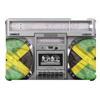 Jamaica boombox case for the iPad mini