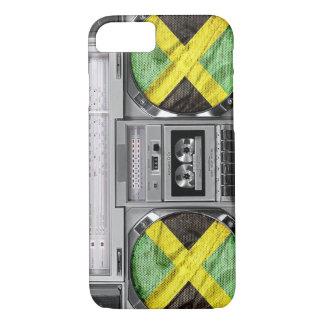 Jamaica boombox iPhone 7 case