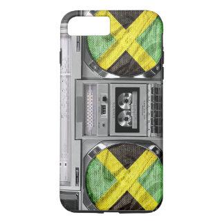 Jamaica boombox iPhone 8 plus/7 plus case