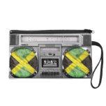Jamaica boombox wristlets