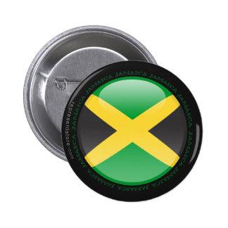 Jamaica Bubble Flag Pins