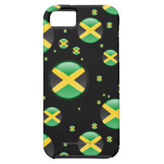 Jamaica Bubble Flag iPhone 5 Covers