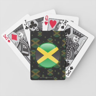 Jamaica Bubble Flag Bicycle Card Decks