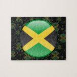 Jamaica Bubble Flag Puzzles