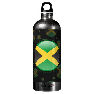 Jamaica Bubble Flag SIGG Traveler 1.0L Water Bottle