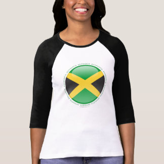 Jamaica Bubble Flag T Shirts