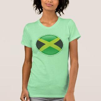 Jamaica Bubble Flag T Shirt