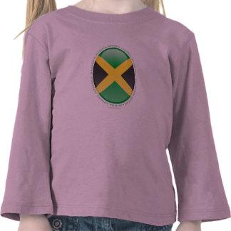 Jamaica Bubble Flag T-shirt