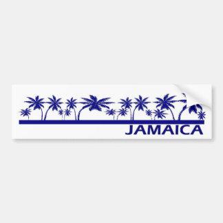 Jamaica Pegatina De Parachoque