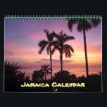"""Jamaica Calendar<br><div class=""""desc"""">Scenes from Negril,  Montego Bay,  Whitehouse,  and Ocho Rios</div>"""