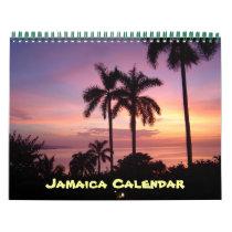 Jamaica Calendar