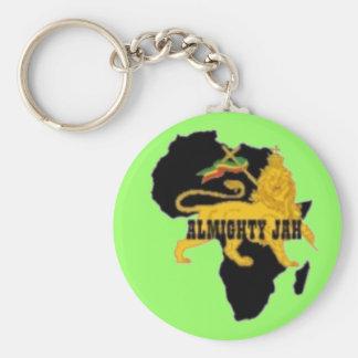 Jamaica/camiseta africana y etc llavero redondo tipo pin