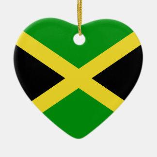 Jamaica Ceramic Ornament