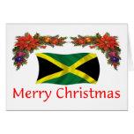 Jamaica Christmas Greeting Card