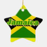 Jamaica Christmas Ornament
