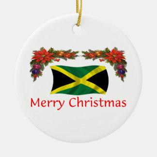 Jamaica Christmas Christmas Ornament