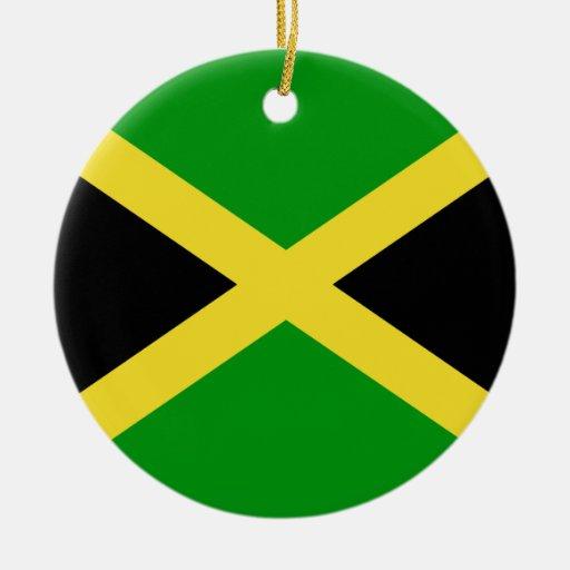 Jamaica Christmas Tree Ornaments