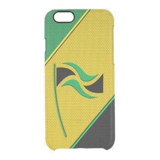 Jamaica Clear iPhone 6/6S Case