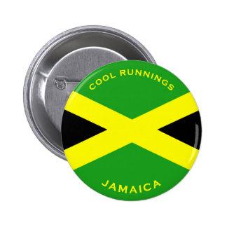 Jamaica - Cool Runnings Buttons