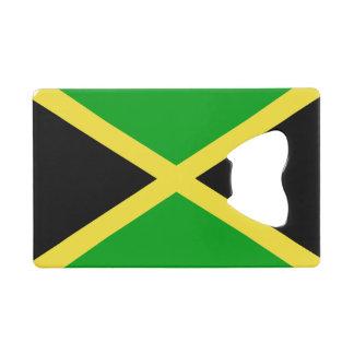 Jamaica Credit Card Bottle Opener