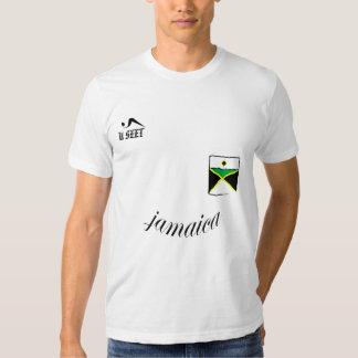 Jamaica Damaged Pocket T Shirt