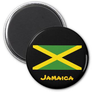 Jamaica designs 2 inch round magnet