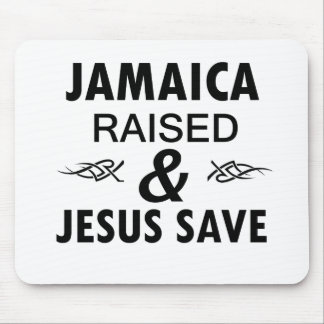 Jamaica designs mouse pad