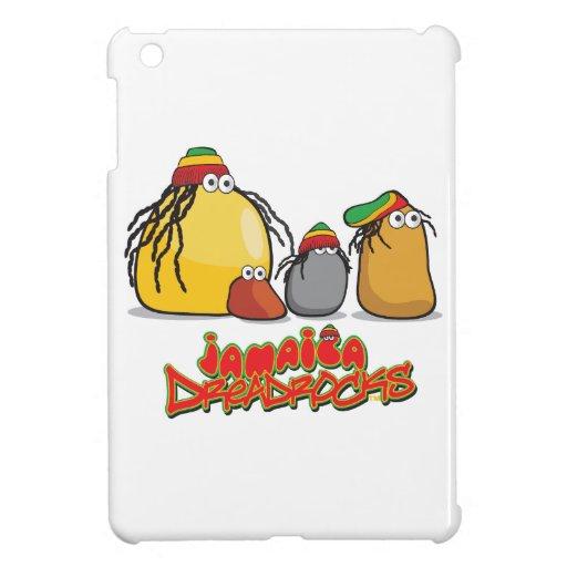 Jamaica DreadRocks iPad Mini Carcasa