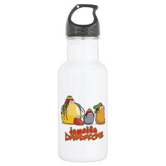 Jamaica DreadRocks Water Bottle