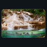 """Jamaica Dunn&#39;s River Falls Magnet<br><div class=""""desc"""">Dunn&#39;s River Falls: designed by nature</div>"""