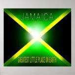 Jamaica, el pequeño lugar más grande en la banda d impresiones