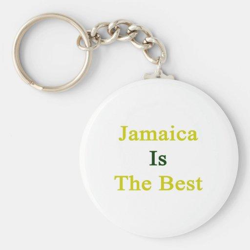 Jamaica es el mejor llavero