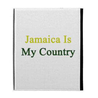 Jamaica es mi país