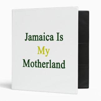 Jamaica es mi patria