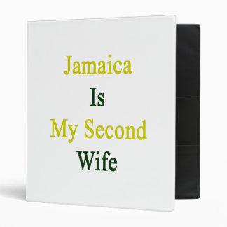 Jamaica es mi segunda esposa