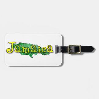 Jamaica Etiquetas Bolsas