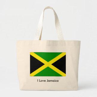 Jamaica Flag Bag