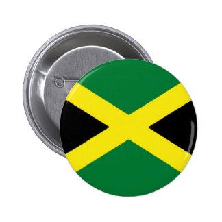 Jamaica Flag Button