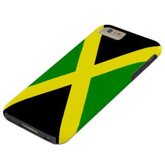 Jamaica flag tough iPhone 6 plus case