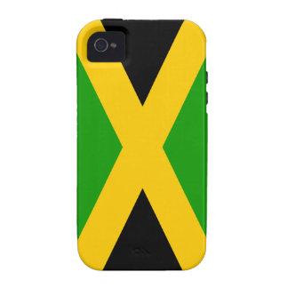 Jamaica Flag iPhone 4/4S Case