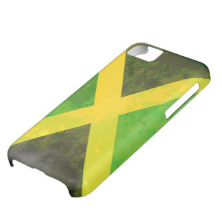 Jamaica flag cover for iPhone 5C